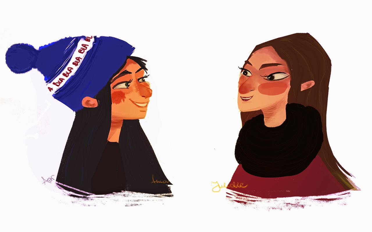 Ania & Juliette