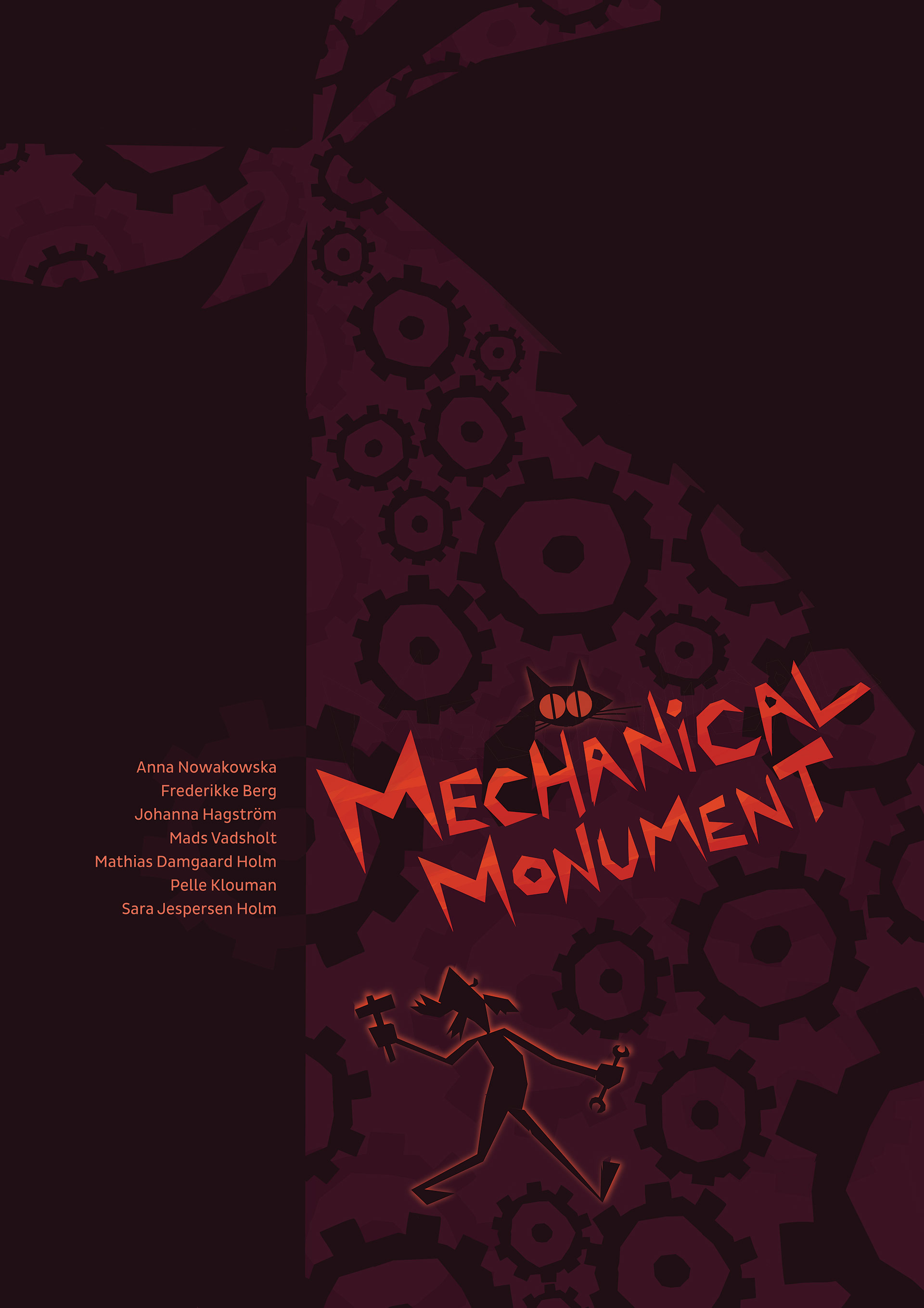 Mechanical Monument Poster