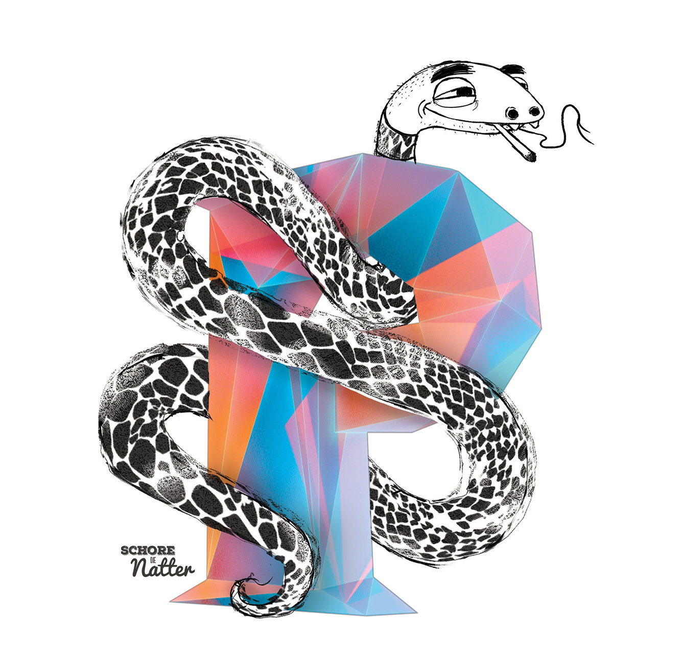 Snake – collaboration with Fabian Grodde
