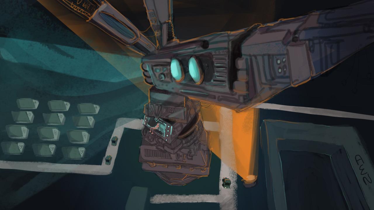 Mechanical Monument VAF