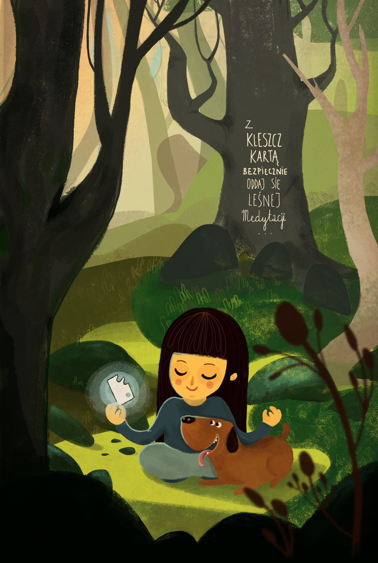 KleszczKarta Safecard Illustration